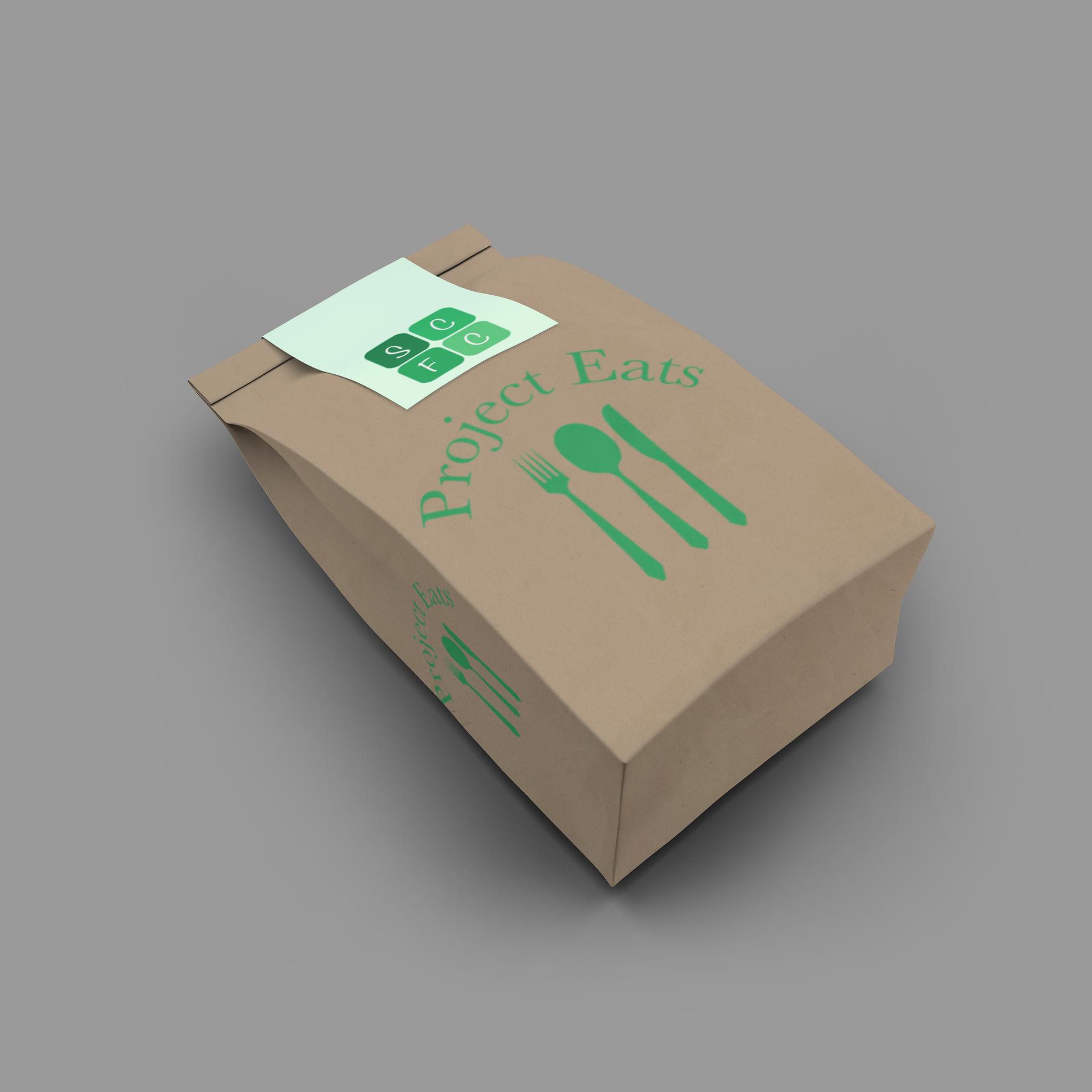 Project Eat Logo