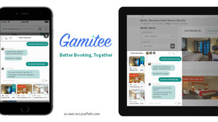 For those of you that don't know us, Gamitee helps travel websites collect, analyze and act on user