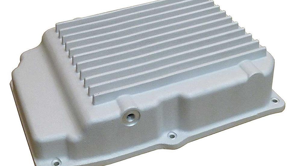 Extra Capacity, Aluminum Finned Transmission Pan