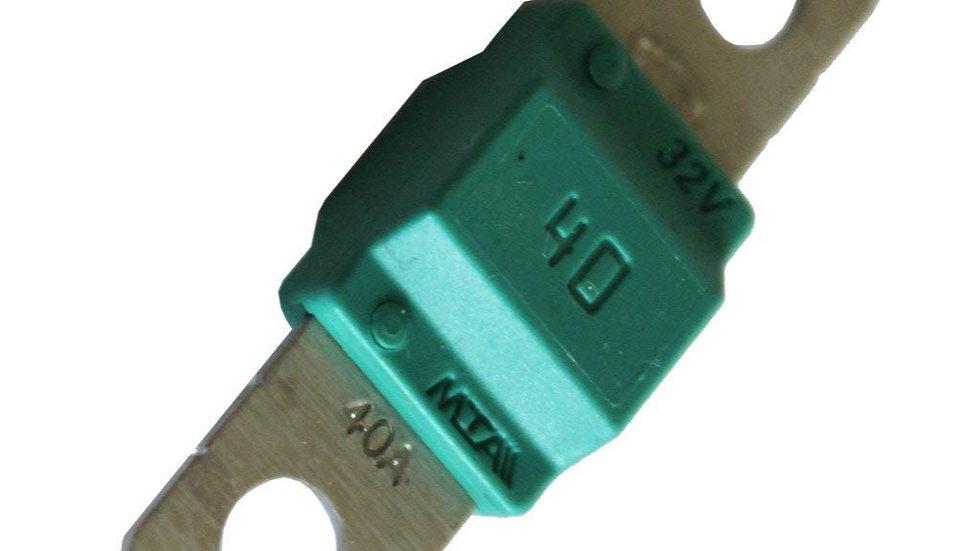 Fuse (40 Amp, Green)