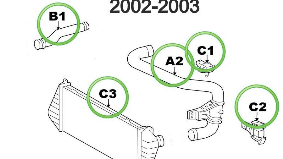 Turbo System Maintenance Kit (2002-2003)