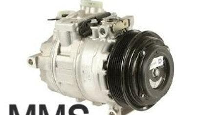 Secondary A/C Compressor