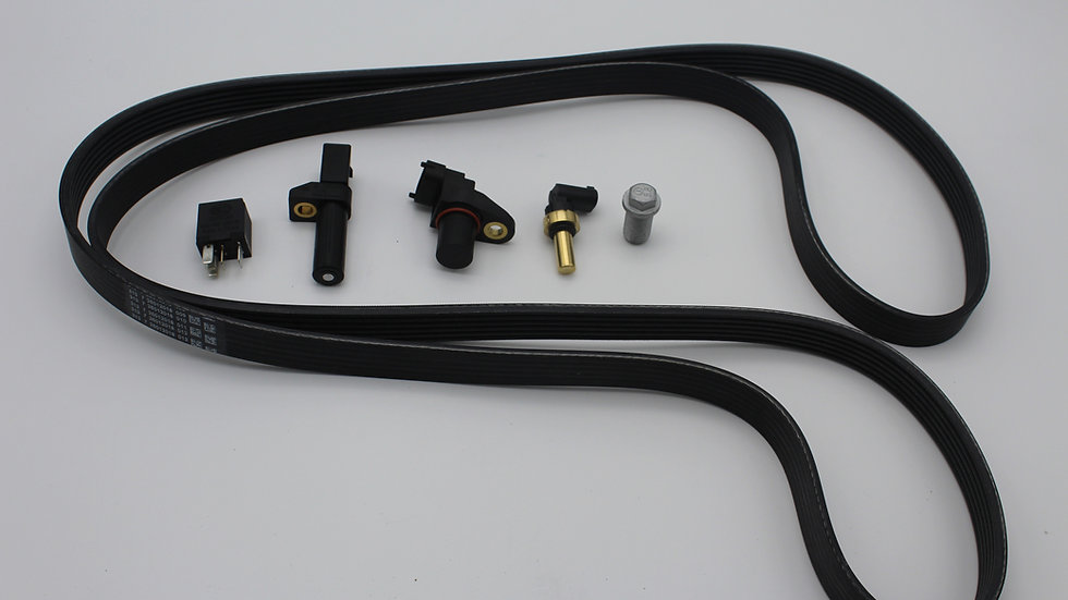 """The 118"" Basic Spare Parts Kit '04-06"