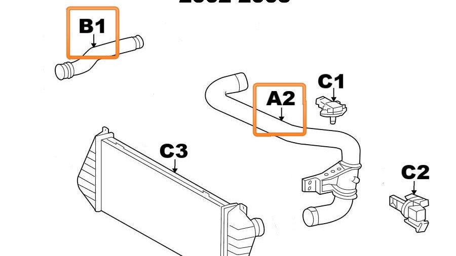 Basic Turbo System Maintenance Kit 02-03
