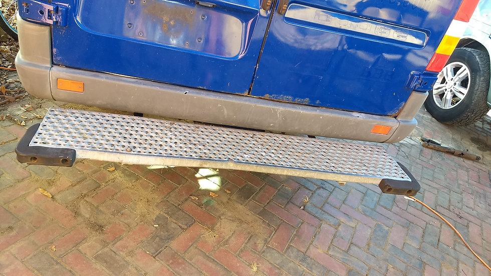 T1N German OE Aluminum bumper