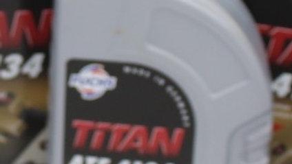 2 Extra Quarts of Fuchs Titan ATF 4134