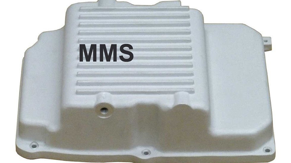 NCV3 Extra Capacity, Aluminum Finned Transmission Pan