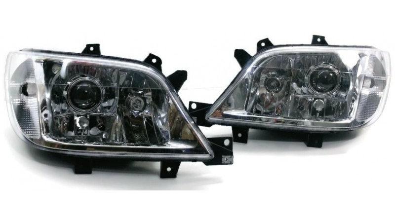 T1N Projector Headlights