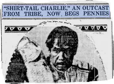 Shirttail Charlie