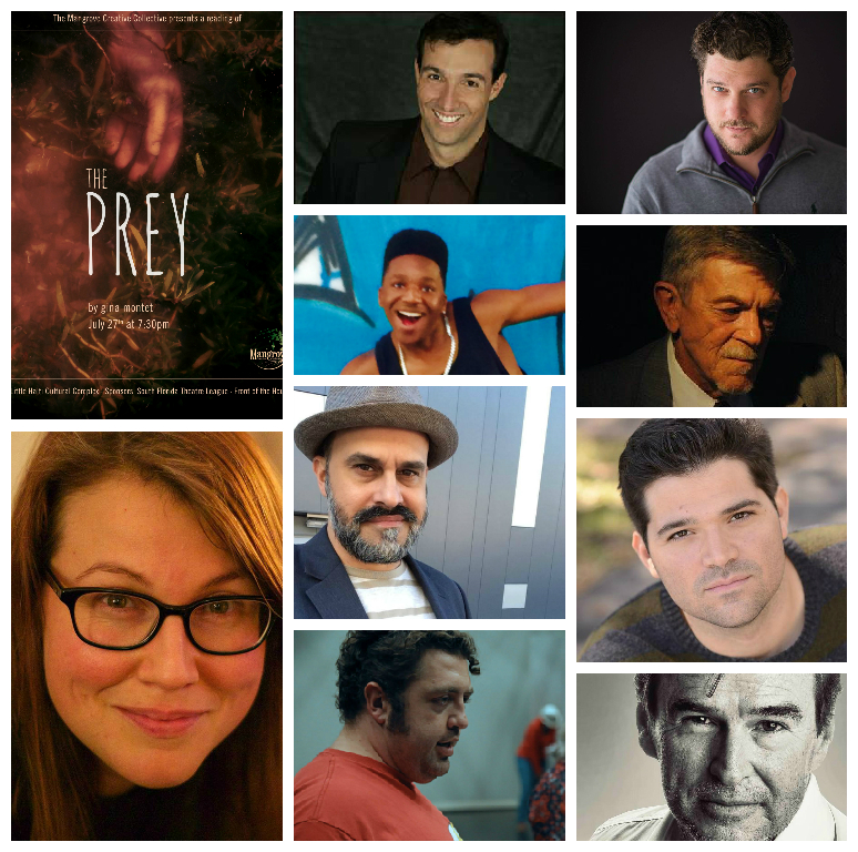 Prey Reading Cast 7-27-15