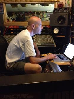 DJ Spam working