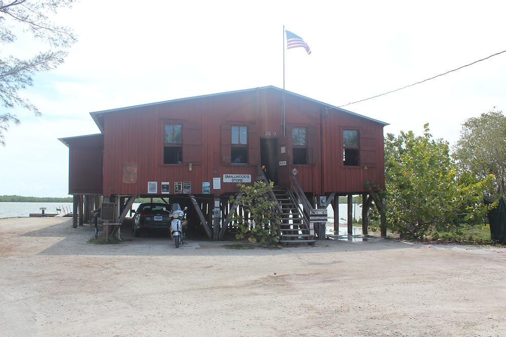 The Smallwood Store in Chokoloskee, Florida