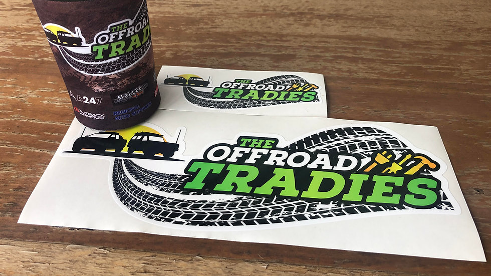 Stubby Holder & Bumper Stickers