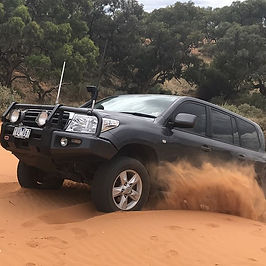 Who's up for a bit of 4wd and camping th