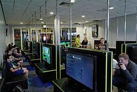 Gamezone equipment pontins southport rumble
