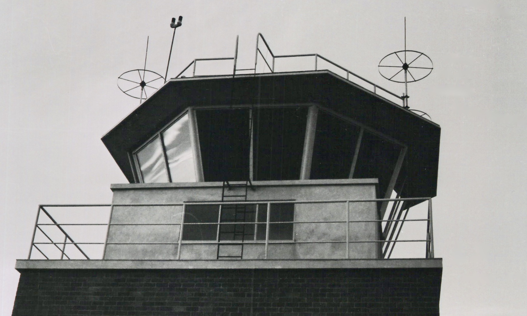 Control Tower Llanherne