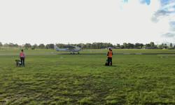 Spot landing