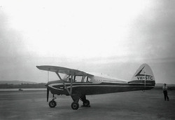 VH-STC Piper Tri Pacer