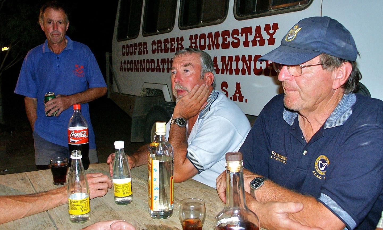 cooper creek 2005