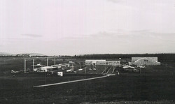 Llanherne Airport, Ansett ANA, TAA