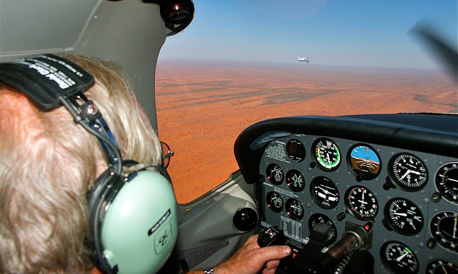 simpson desert 2005