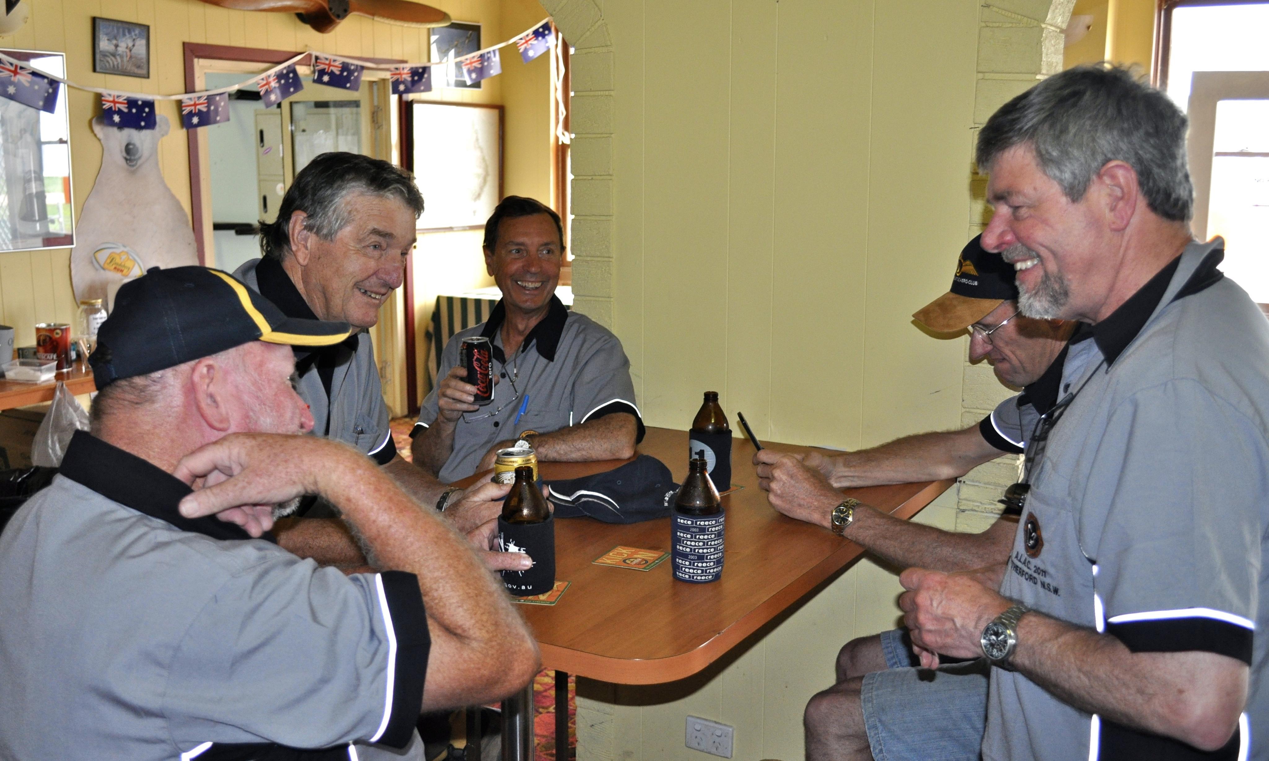 alac 2011 beer o'clock