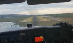 First landing Merrimbula