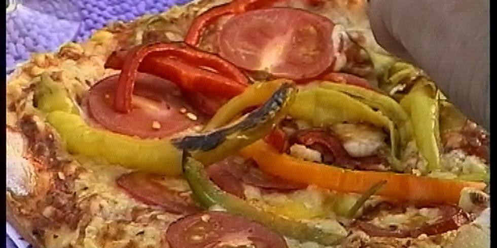 Pizza-Time im Restaurant Sägmühle