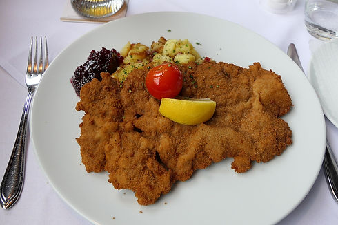 Leckeres Schnitzel Restaurant Sägmühle