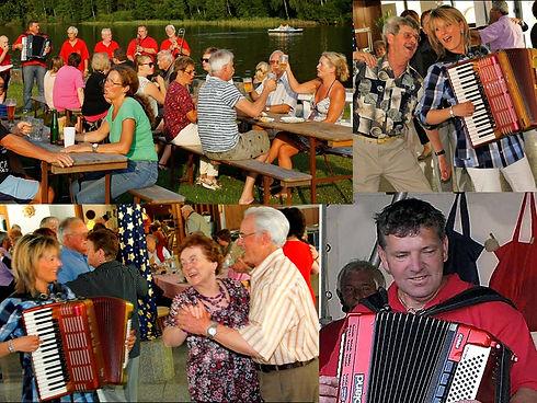 Veranstaltungen und events auf dem Campingplatz Sägmühle
