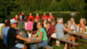 Grillfest am See