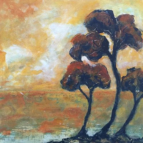 'Meelup Trees III'