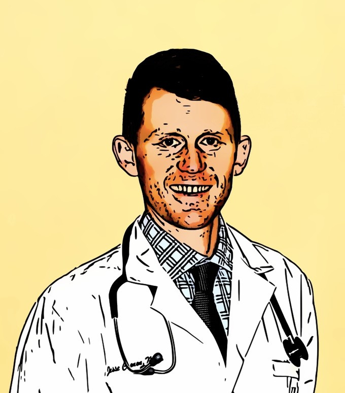 Dr. Jesse Coenen, MD