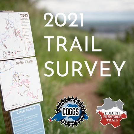 2021 Trail Survey