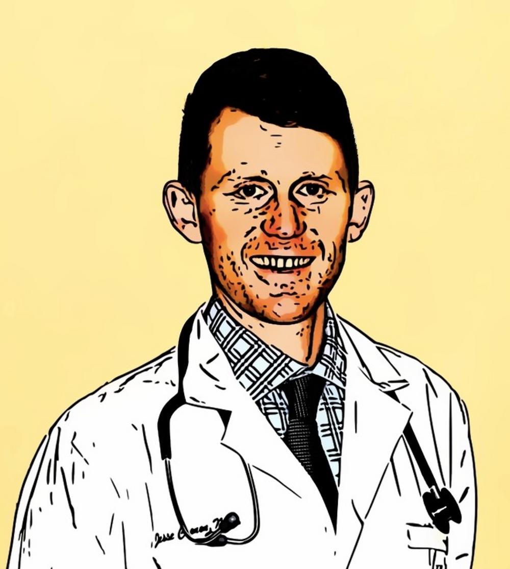 Dr. Jesse Coenen, MD
