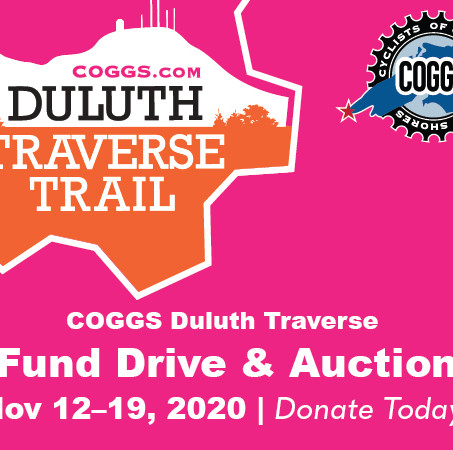 Duluth Traverse Fund Drive and Auction