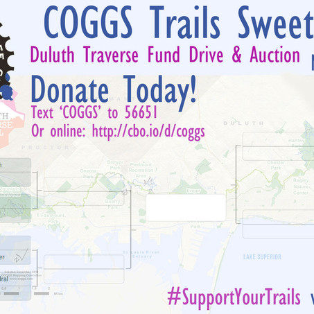 COGGS Trail Bracket / Which Trail Will Win?