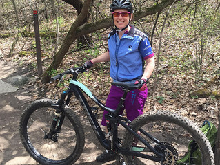 Women's Mountain Bike Skills Weekend