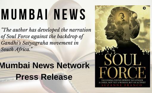 Soul Force makes headlines in Mumbai