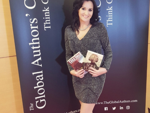 Global Authors Awards - London