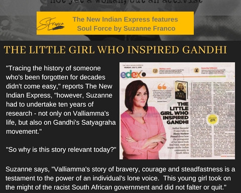 The Little Girl Who Inspired Gandhi