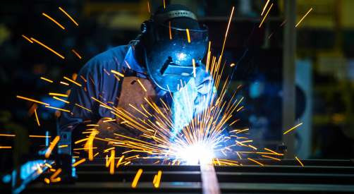Welding Capabilities for any job.
