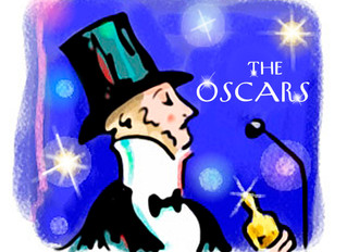 Live-drawing the Oscars Tonight!