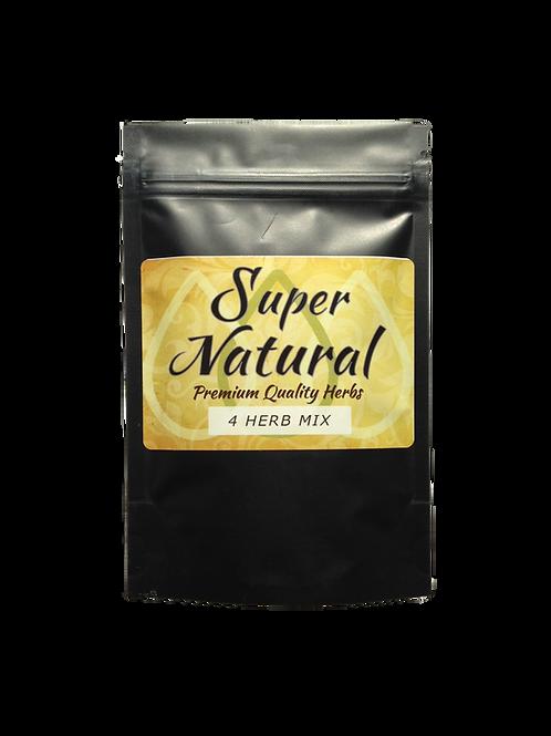 Super Natural 4 Herb Tea Blend