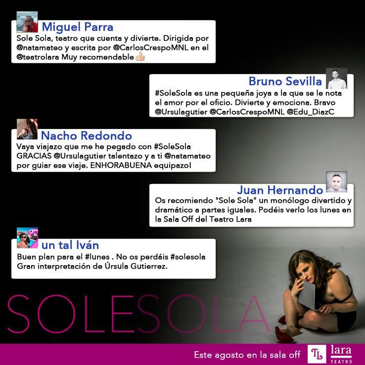 Ursula Gutierrez actriz cometarios twitt