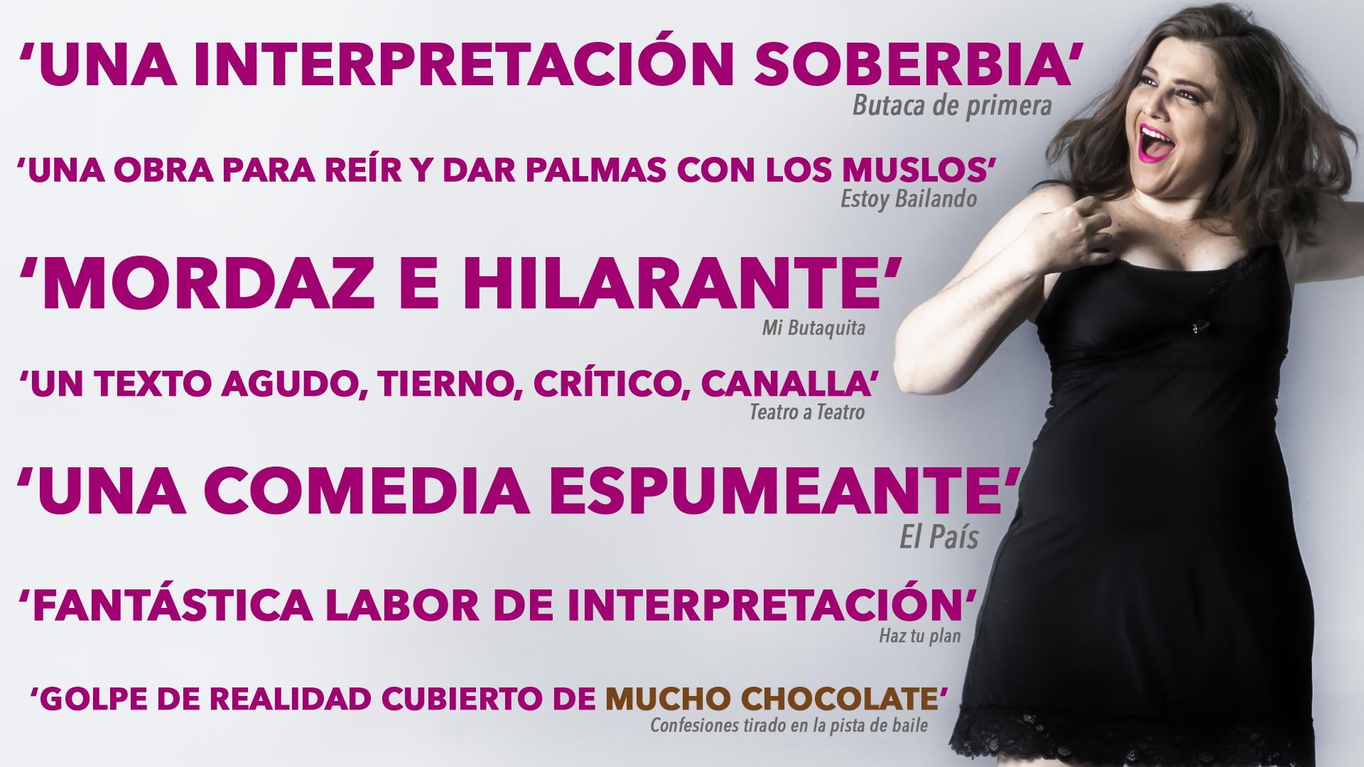 Ursula Gutierrez actriz CRÍTICAS PRENSA