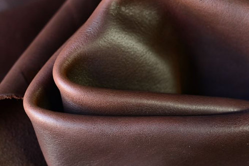 Dark Crystal Freeport 5-5.5oz leather folded