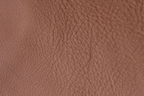 Milled Cocoa K3 5-5.5oz pebbled leather