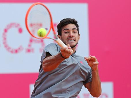 Garin chocará con Verdasco en horario estelar en el Masters 1000 de Madrid