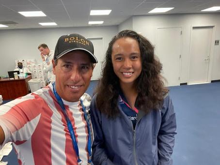 El 'profe' de Leylah y Thiem se une al equipo: Duglas Cordero será el PF de Chile en Copa Davis